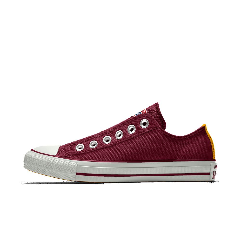 f8b8f3270fa2 Converse Custom Chuck Taylor All Star Slip Low Top Shoe Size 12 (Red ...