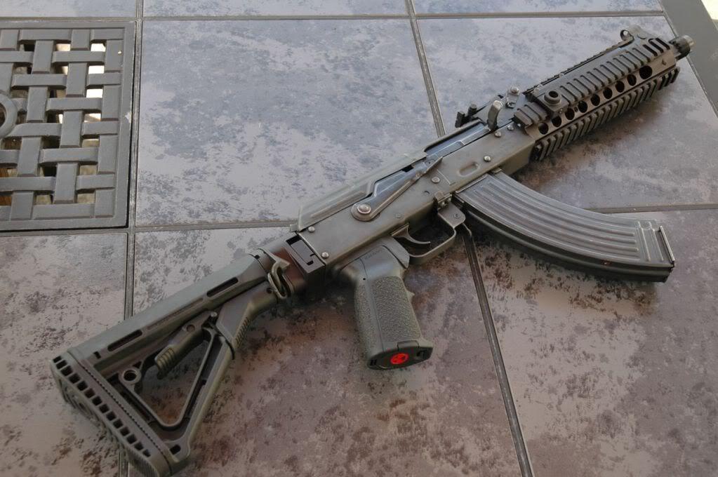 ARMSLIST - For Sale: SWS CR-39 Draco AK-47 SBR AK 74 Short Barrel ...