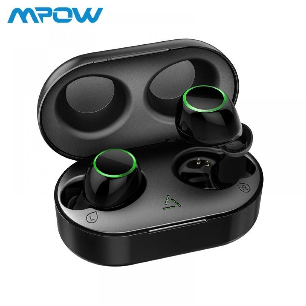 Mpow T6 Tws Wireless Bluetooth 5 0 Earphones Bluetooth Earbuds Wireless Wireless Earbuds Bluetooth