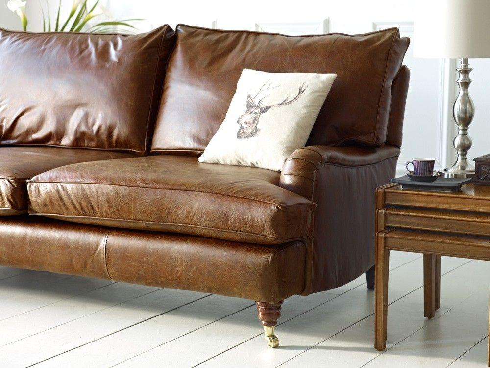 The Holbeck Vintage Leather Sofa Vintage Leather Sofa Leather Sofa Leather Sofas Uk