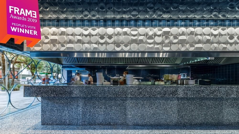 v2com newswire | Competition | Frame Awards 2019 Winners Announced - Frame  @El Califa, Mexico City