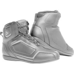 Photo of Dainese Raptors D-wp Motorcycle Boots Black Gray 44 Dainese