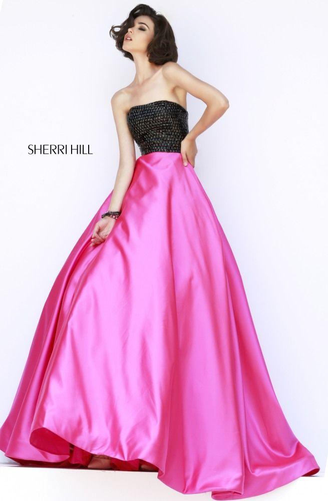Sherri Hill.com | Red Carpet Gowns | Pinterest | Sherri hill y ...