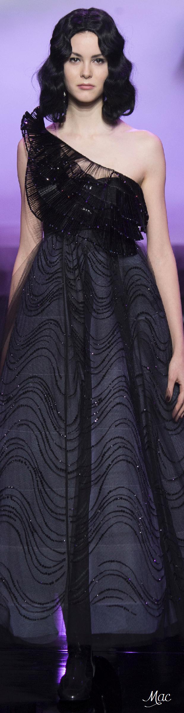 Spring 2016 Haute Couture Armani Privé | Spring 2016 Haute ...