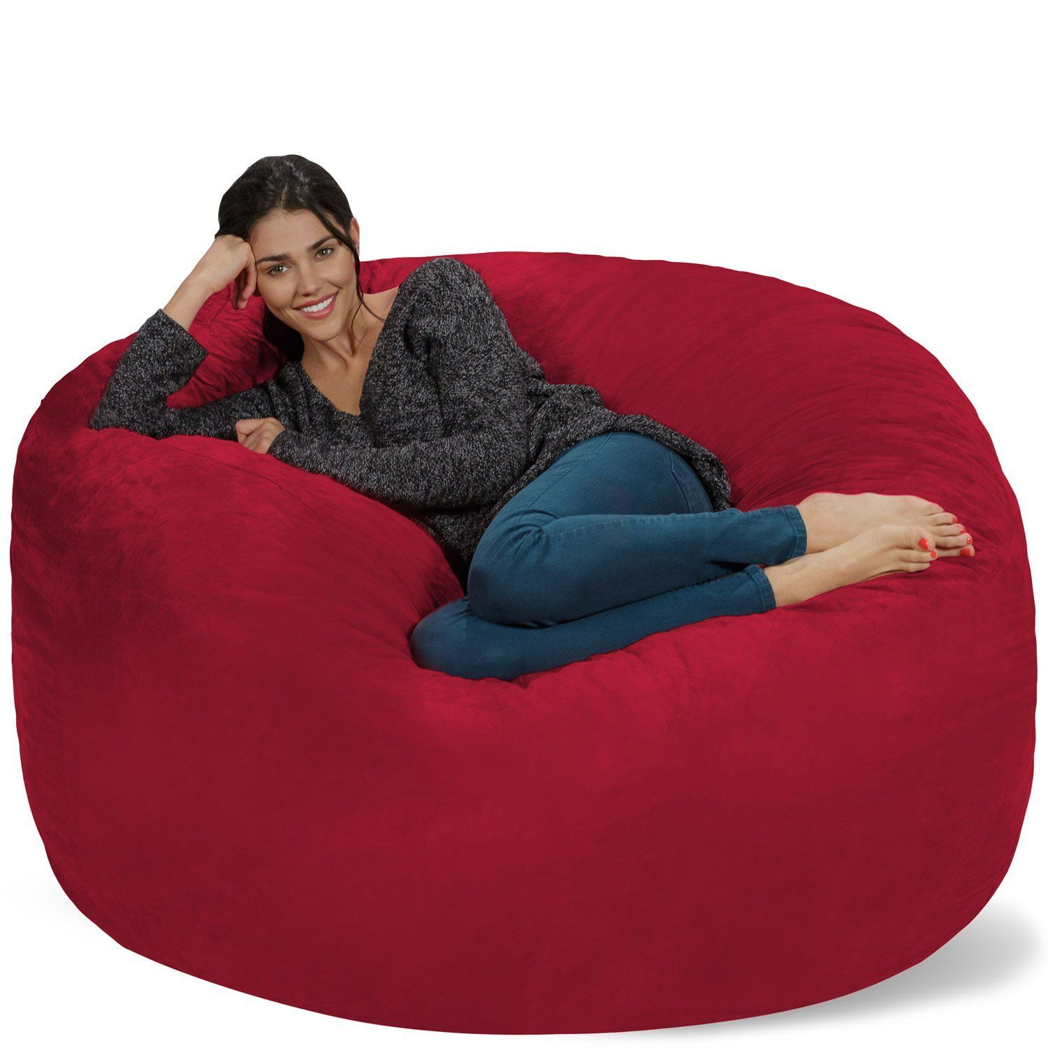 That Shark Tank Bean Bag Chair That Turns Into a Bed Is on