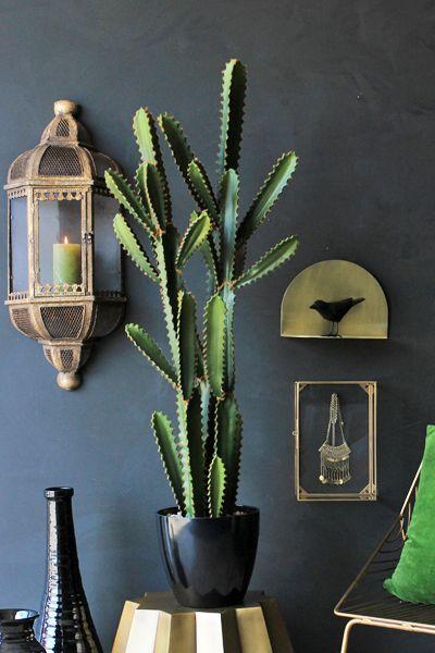 [ Inspiration du déco ] Des plantes, du design, du vert