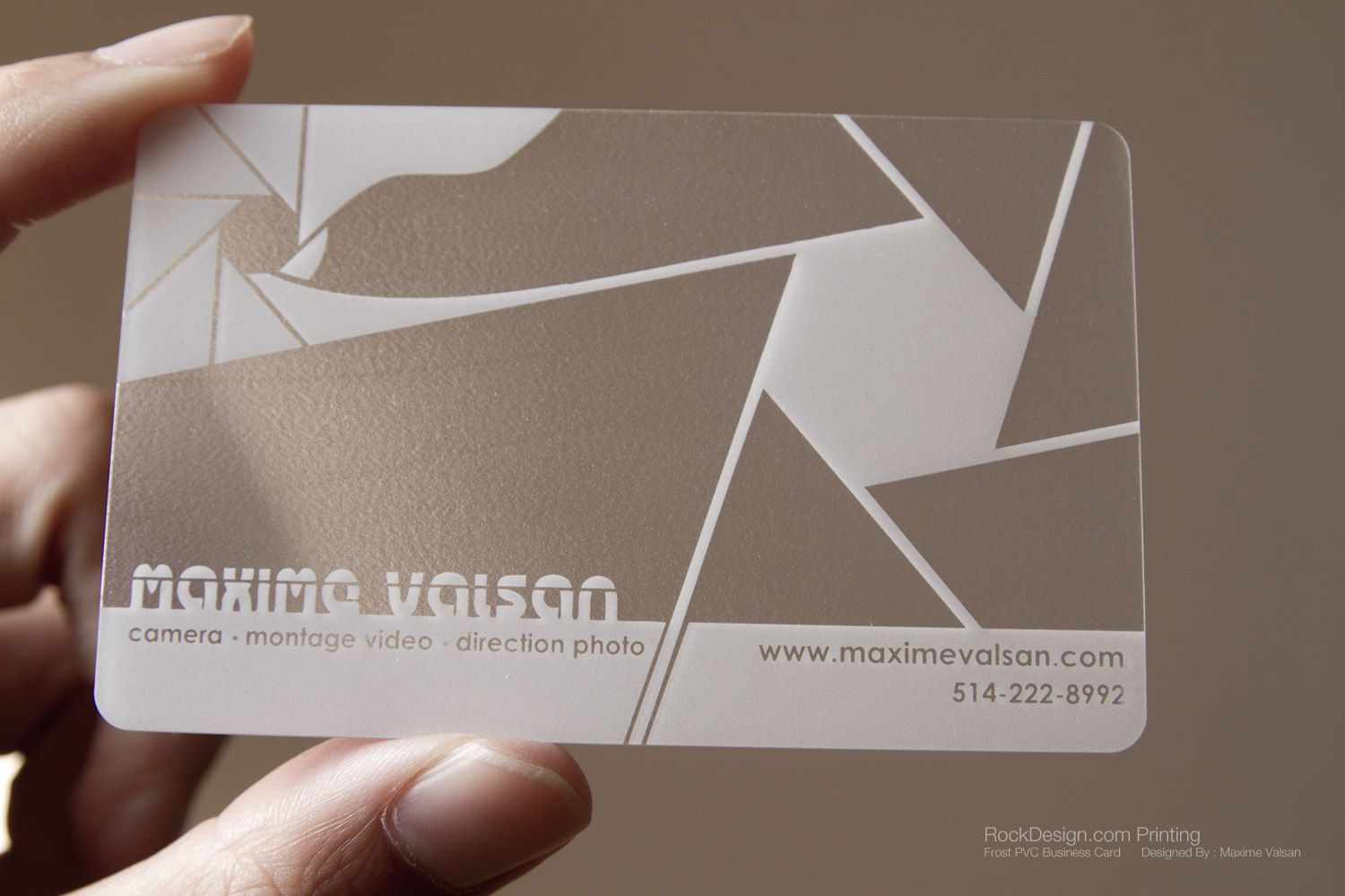 Rockdesign plastic business cards frost pvc business card rockdesign plastic business cards frost pvc business card colourmoves