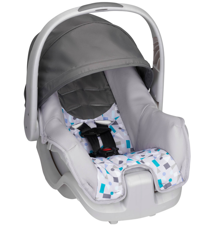 Evenflo Infant Car Seat Baby Toddler Safety Convertible Canopy Removable Base
