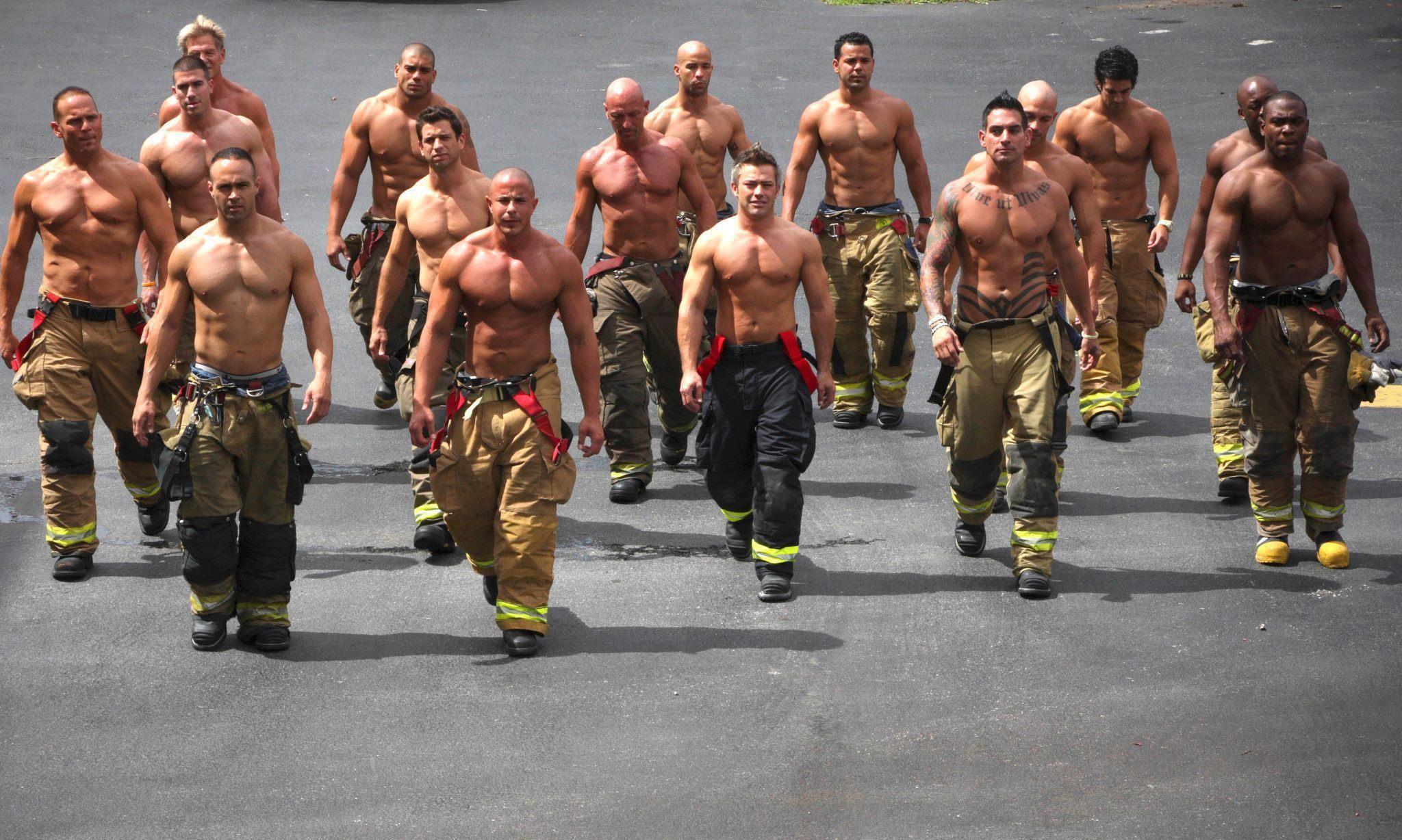 Hello Firemen Chicagofire Hot Firemen Men In Uniform Hot Firefighters
