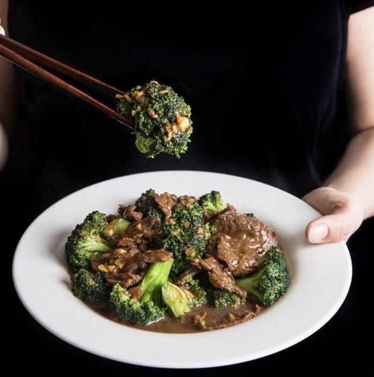Instant Pot Chinese Recipes #beefandbroccoli