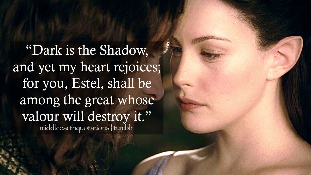 Middle Earth Quotes: Photo. Lotr ...
