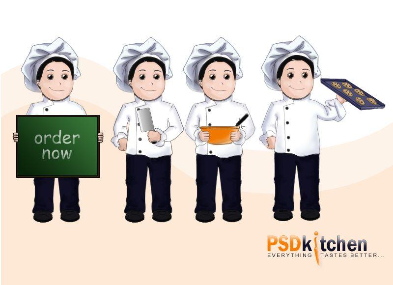psd kitchen Order now