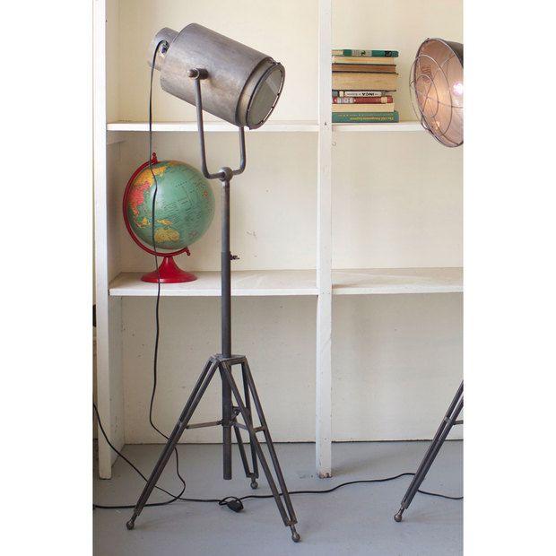 Hot Spot Floor Lamp
