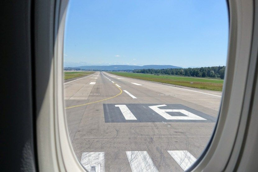 Review swiss business class from zurich to montreal