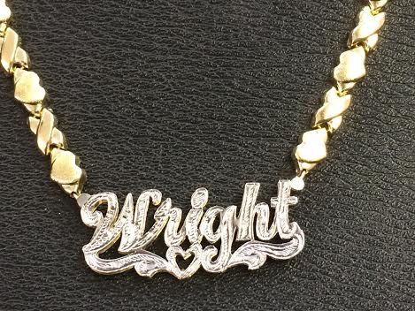 result ly nameplate necklace name necklace and nameplate