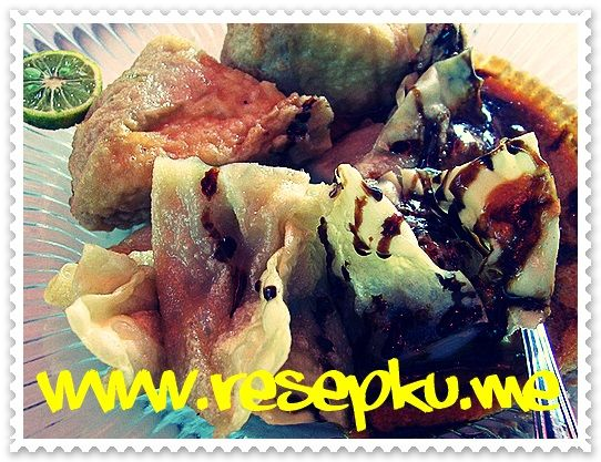 Resep Batagor Tahu Bandung Sederhana Ala Kingsley Savouries
