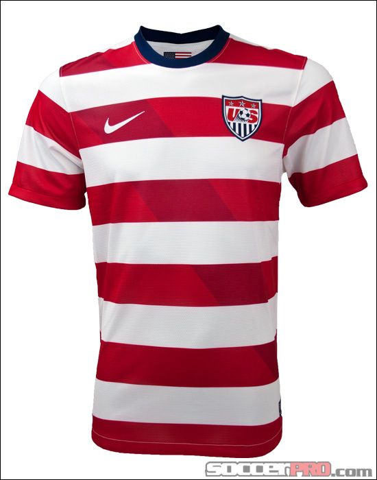 95b92b55a198f Nike USA Home Jersey 2012-2013...$84.99 | U.S. Soccer | Sports ...