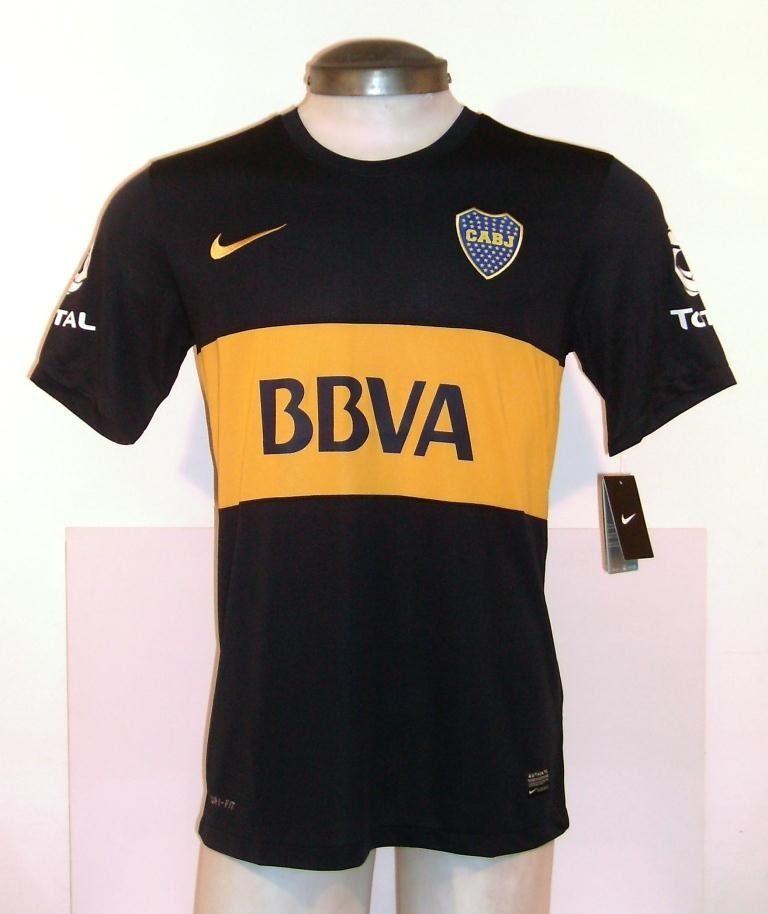 23844ab903cc0 Camiseta Nike Boca Juniors - Argentina- Modelo Titular 2012 - 2013 ...