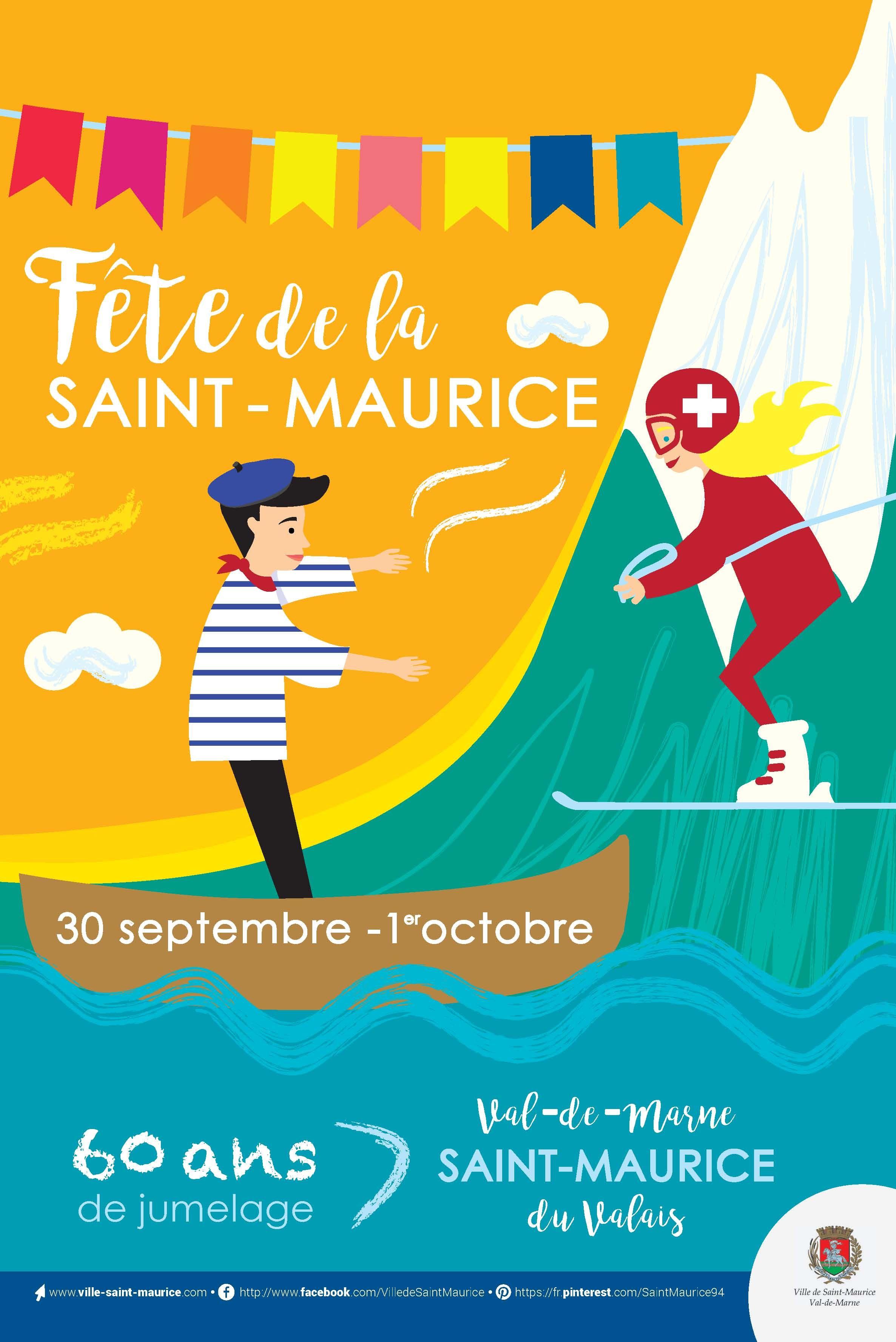 Épinglé sur Idées de sorties à Saint-Maurice