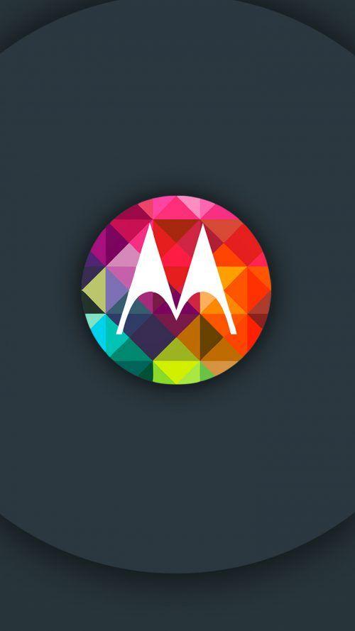Motorola Moto Z Wallpaper with Logo   Wallpapers Android & IPhone!   Z wallpaper, Motorola ...