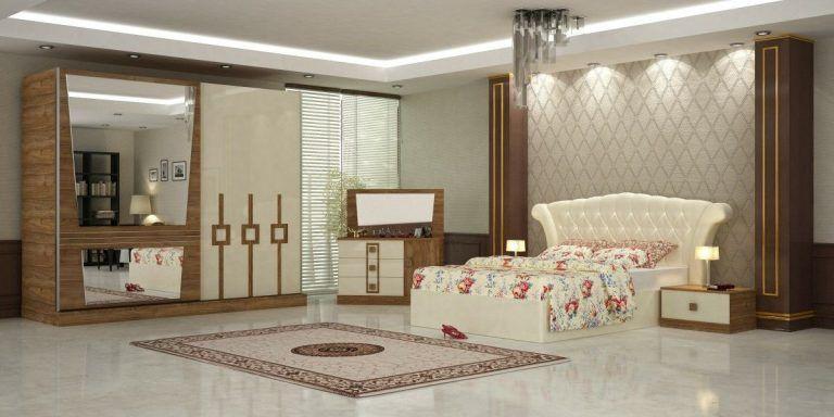 Sera Bedroom Set Furniture White Walnut 1 Turkey Supplier Sera Bedroom Set Furniture Wh Contemporary Bedroom Design Bedroom Furniture Sets Contemporary Bedroom