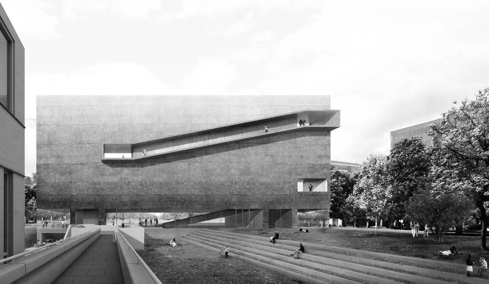 Ponnie Bauhaus Moderne Architekten Architektur