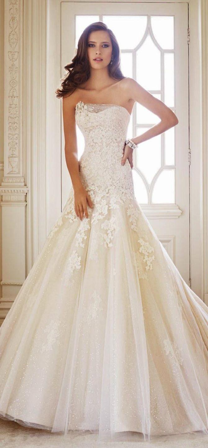 Best Wedding Dresses of 2014 | Disney inspired wedding dresses ...
