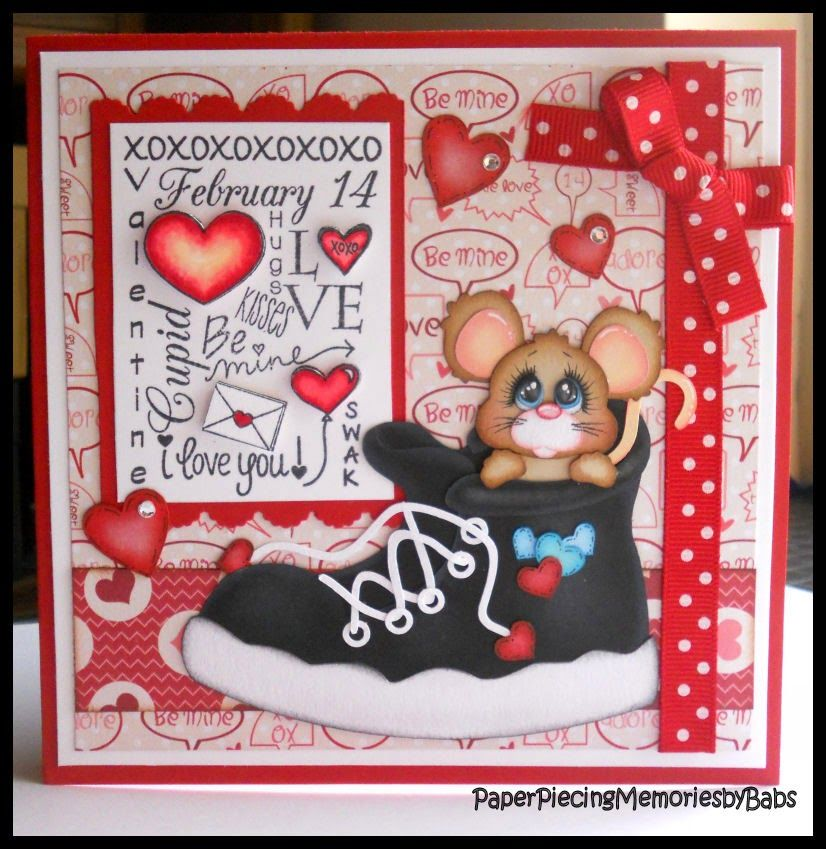Pin On Greeting Cards Created By Paper Piecing Memories By