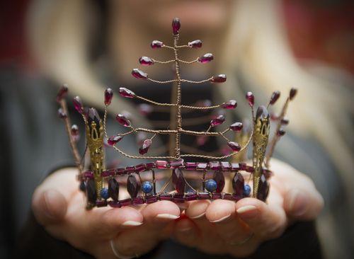 Handmade crowns