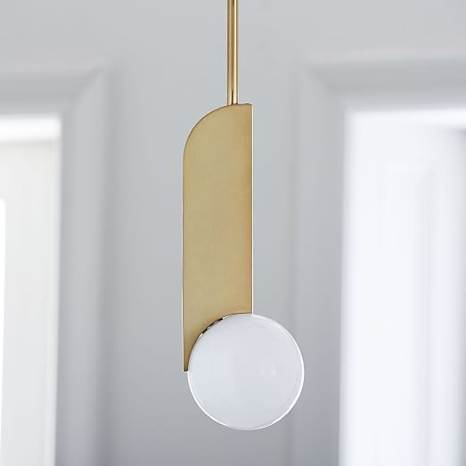 Bower led pendant westelm