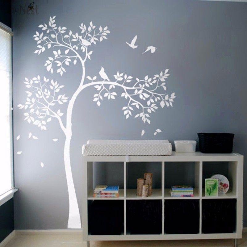 Wandmalerei Wohnzimmer Ideen: Bildergebnis Für Wandbild Baum