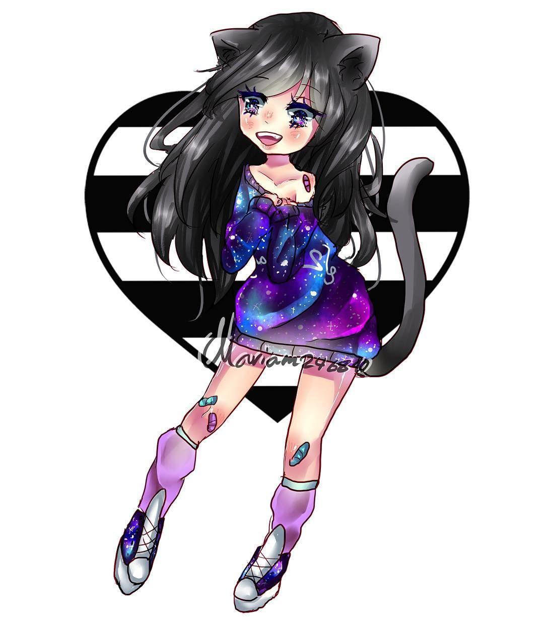من زمان عن رسم الفضاء على الملابس Aillis Anime Draw Drawing Like4like Paint Painting Follow Painter Kawaiia Instagram Posts Instagram Anime