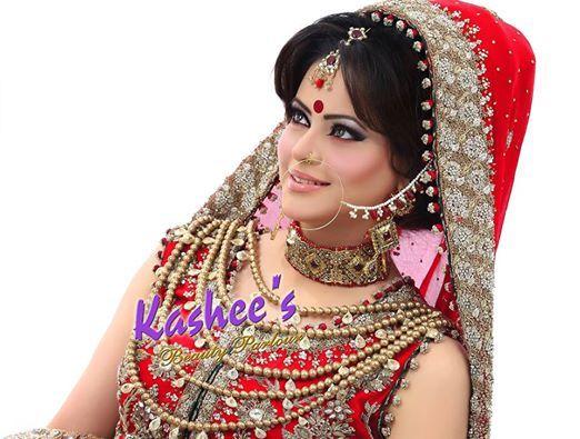 Kashee S Mehndi Makeup : Priyal gor kashee s parlour google search nathni bridal