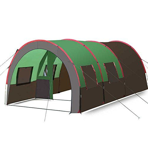 FUNS 810 Person Large Family Tunnel Tent u003eu003eu003e Want to know more click  sc 1 st  Pinterest & FUNS 810 Person Large Family Tunnel Tent u003eu003eu003e Want to know more ...