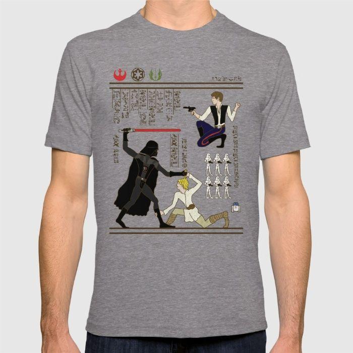 Hero Glyphics The Force T Shirt By Josh Ln Society6 Shirts Mens Tshirts T Shirt