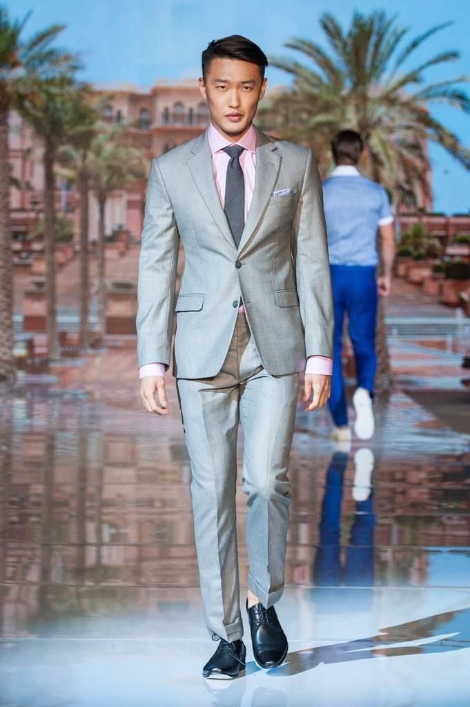 Zane Barlas Spring-Summer 2017 - Toronto Men's Fashion Week #TOMSS17
