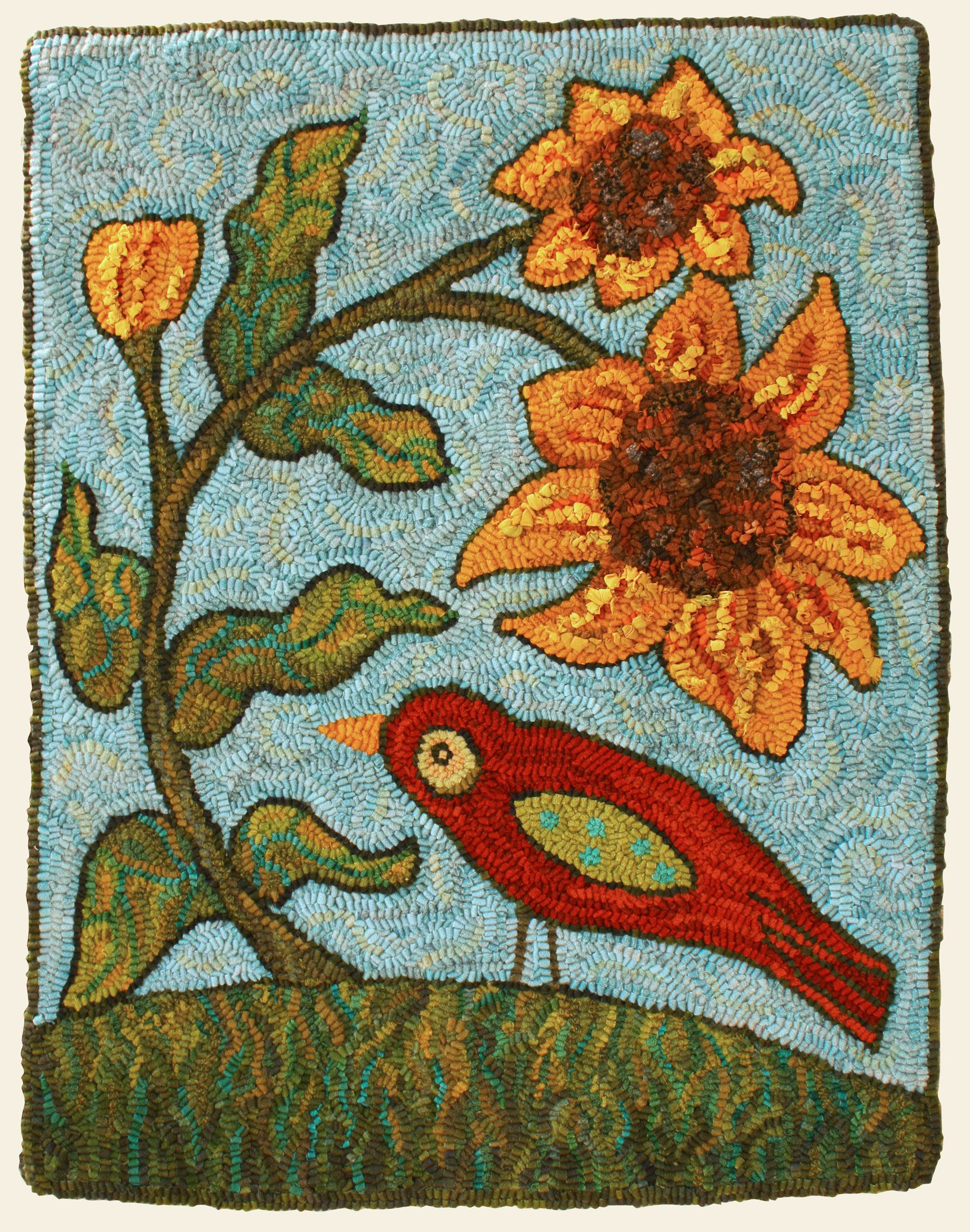 Rug Hooking Patterns Awesome Inspiration Ideas
