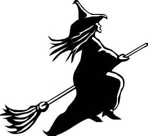 Black And White Witch Images Bing Images Witch Clipart Witch Silhouette Halloween Clips