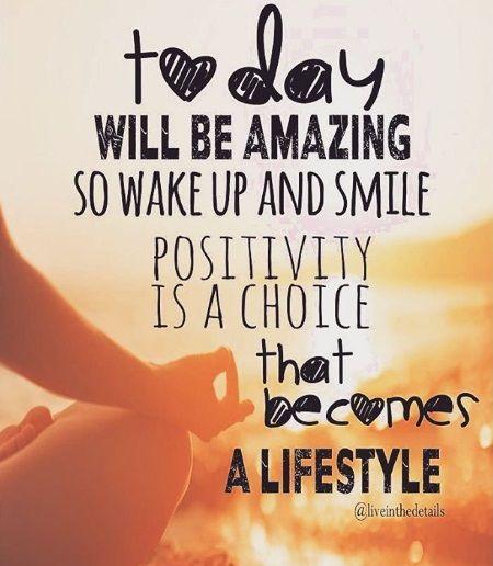 Good Morning Saying