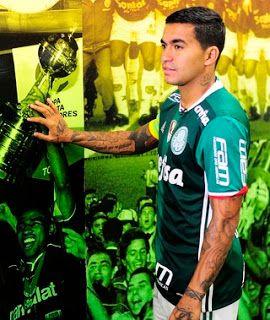 Blog Esportivo do Suíço: Palmeiras renova por mais dois anos com Dudu, que fica até 2020