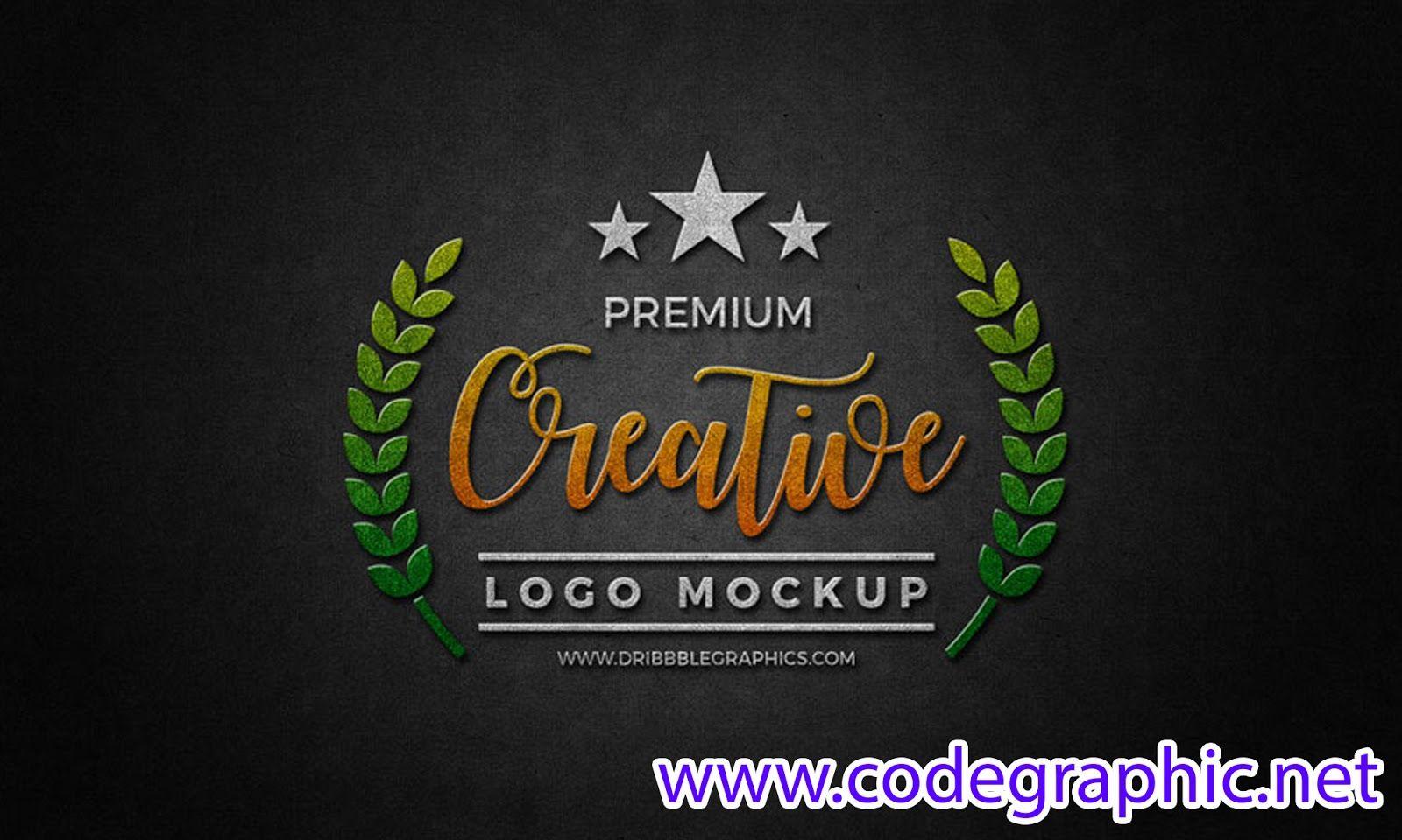 Free Download Logo Branding Mockup PSD File 2019 Code