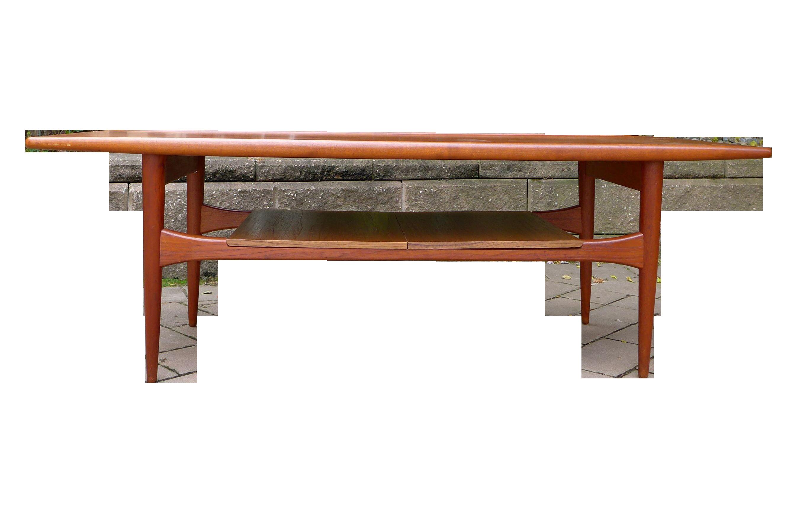 Danish Mid Century Modern Teak Coffee Table Teak Coffee Table Danish Mid Century Modern Coffee Table [ 1734 x 2692 Pixel ]