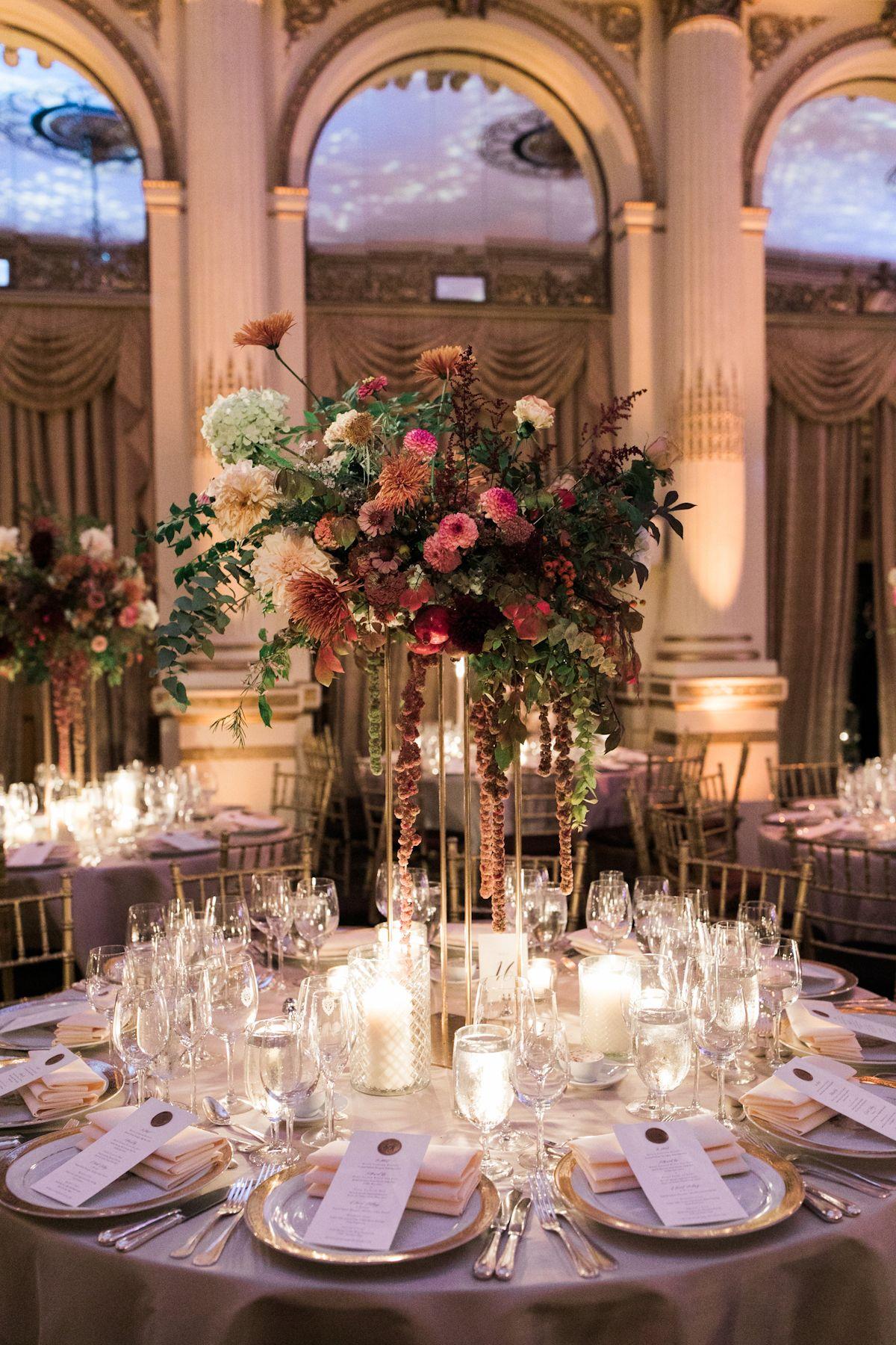 The Plaza Hotel Wedding, NY Hotel wedding receptions