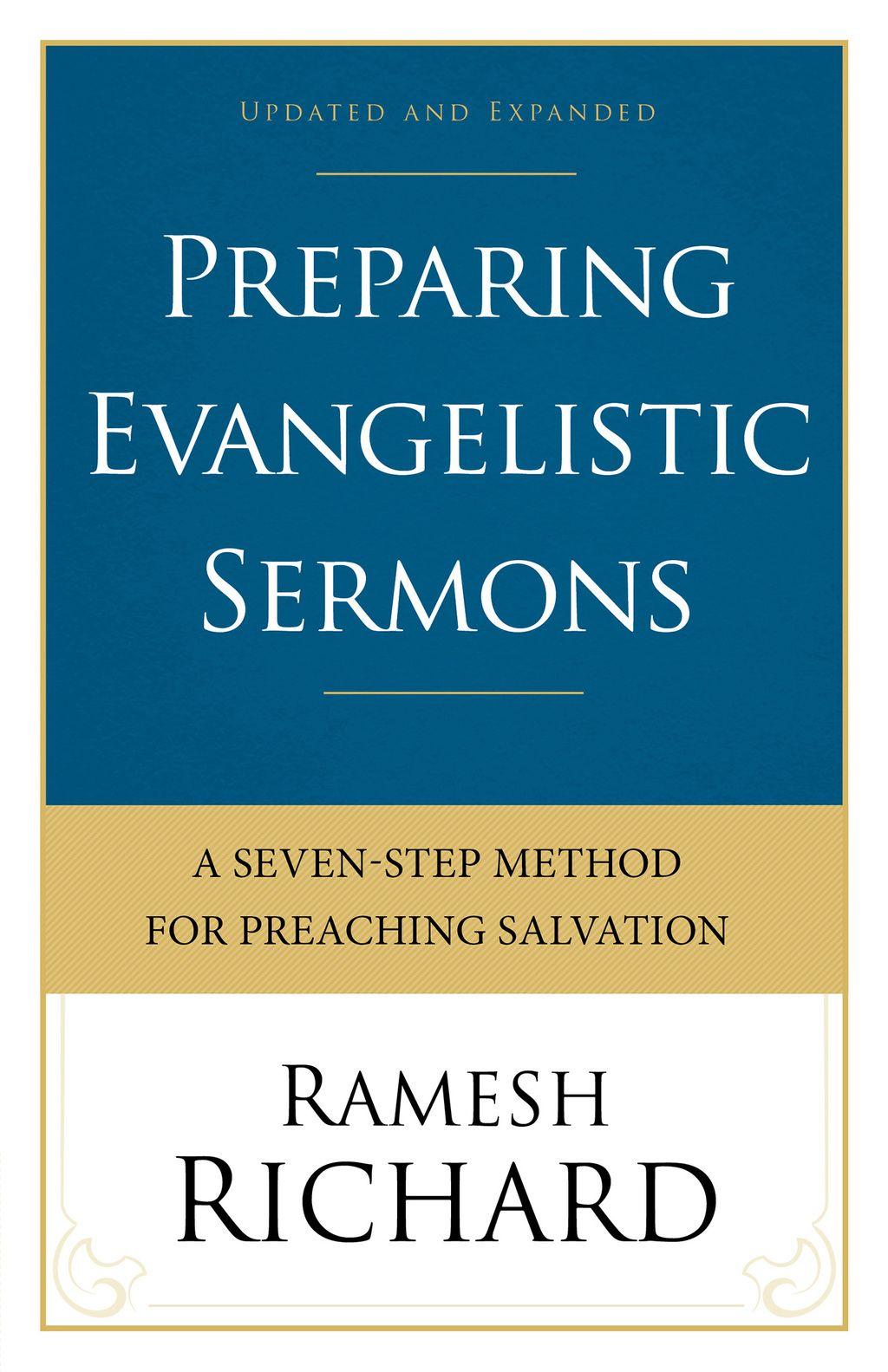 Preparing Evangelistic Sermons (eBook) in 21  Sermon, Preaching