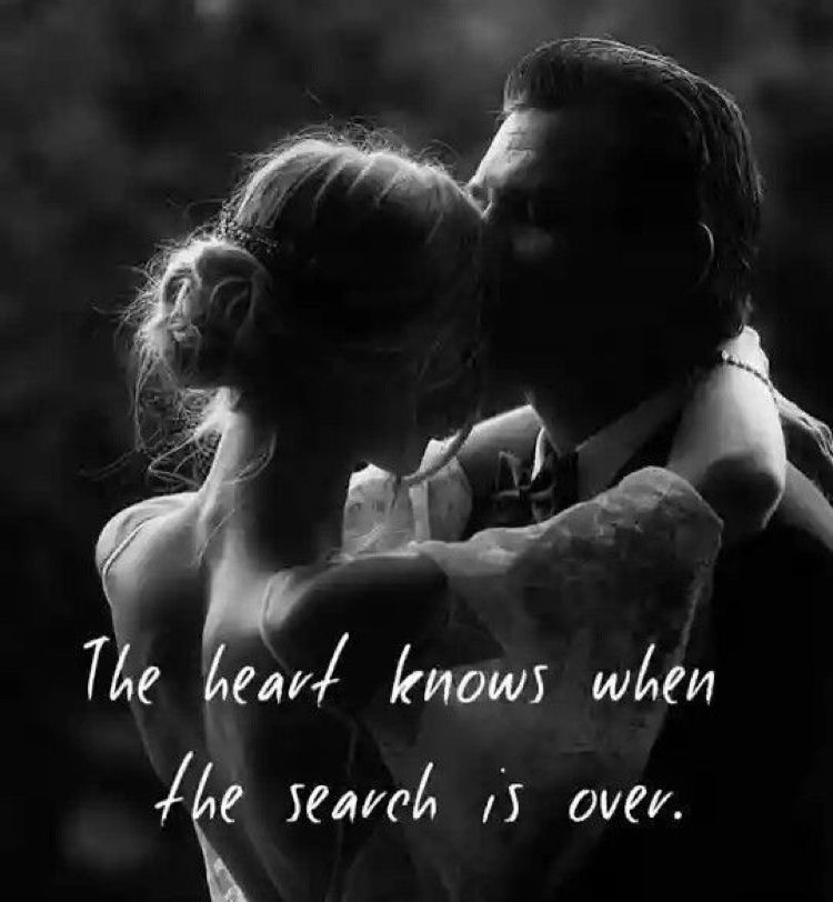 The Heart Knows When The Search Is Over In 2020 With Images