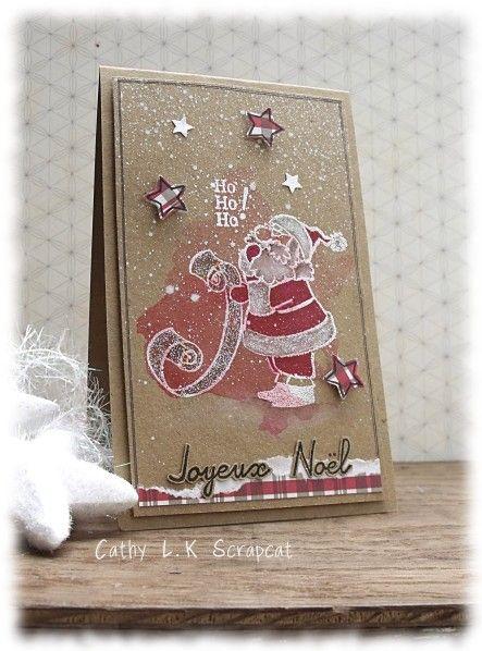 carte liste Père Noel2