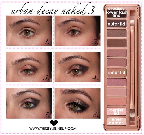 Urban Decay Naked 3 Smokey Eye! — The Style Lineup | Stuff I like ...