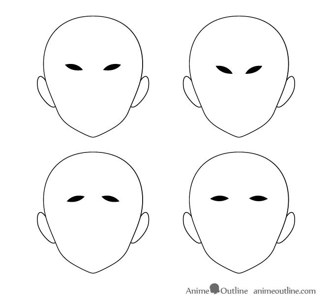 How To Draw Anime Manga Eyebrows Animeoutline Anime Drawings Anime Nose Anime Eyebrows