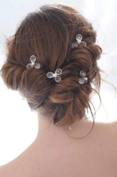 flower ,  sparkle ,  updo ,  crystal ,  hairstyle ,  hairpin ,  tigerlilly ,  Tiger Lilly Jewelry ,