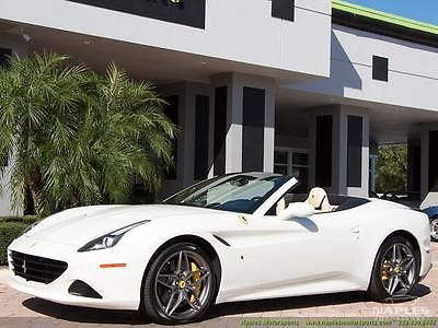 White Ferrari California | Ferrari california, White ...